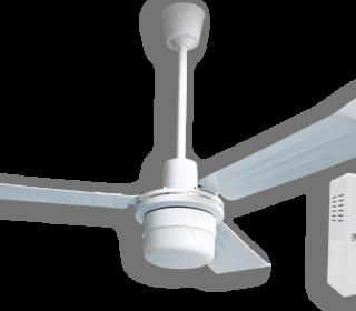 Ventilador de techo tmt con lampara electrica valdez - Lampara de techo con ventilador ...